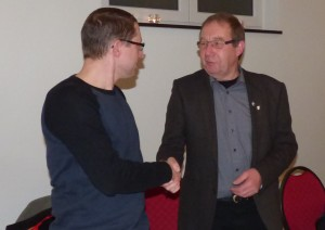 J. Löffler gewählt zum 2. Vors.