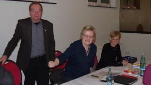 Uwe Masurek, Ingrid Wiese, Isabell Jahn